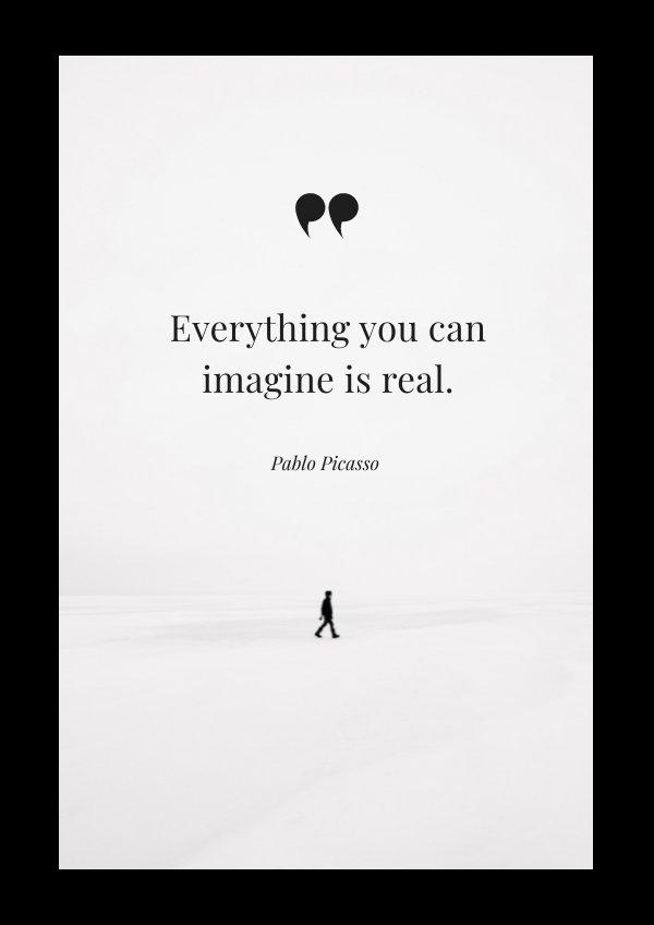 Creative Inspirational Poster Design Example