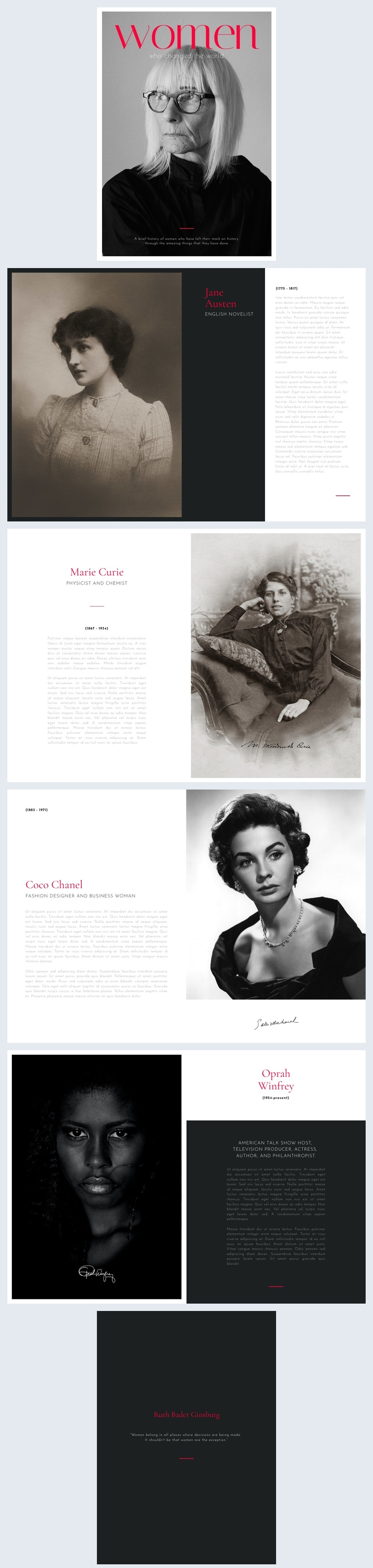 Artikel-Magazin-Beispiel-Design
