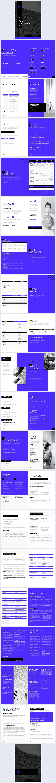 Esempio di grafica per guida digitale completa ai benefit del dipendente