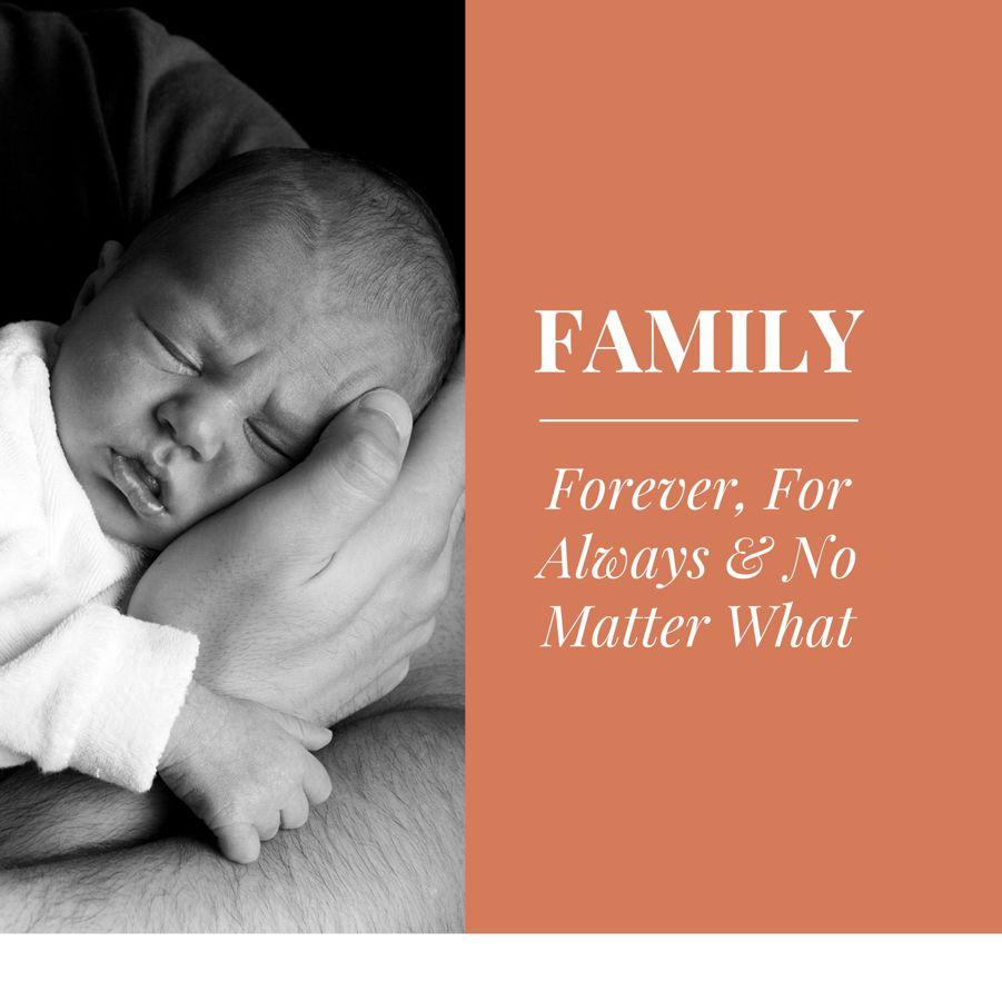 Design per album di famiglia